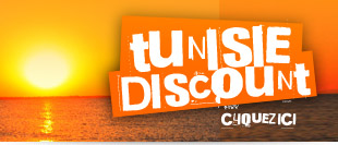 Tunisie discount !